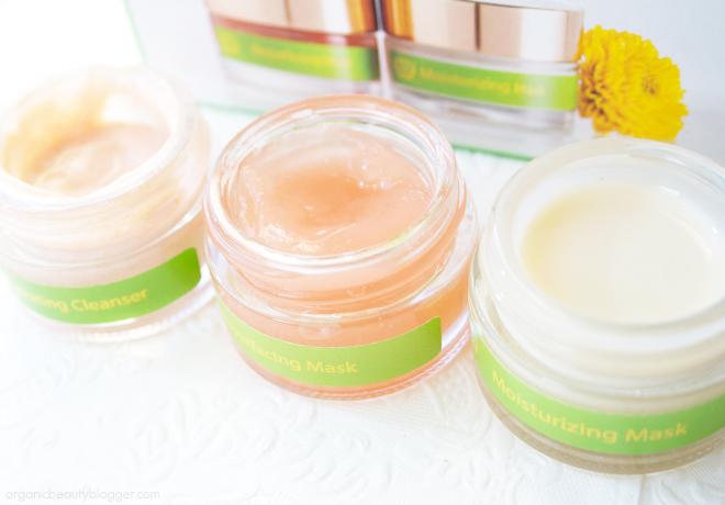 Tata Harper Organic Ultimate Glow Skincare Masks