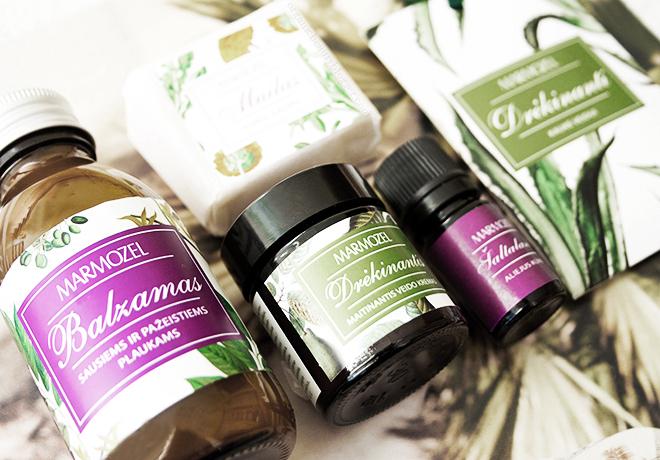 Marmozel Organic Skincare Products