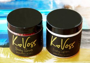 KVoss NYC Handmade Natural Body Care Products