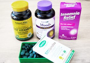 Natural Vegan Daily Supplements