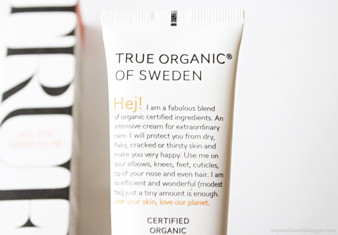 True Organic Of Sweden Cream-2