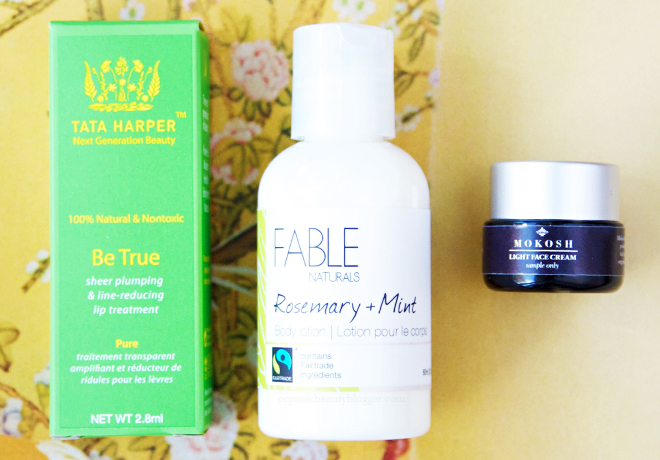 Skincare Haul From Eve Organics