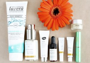Organic Skincare Routine for Summer 2015