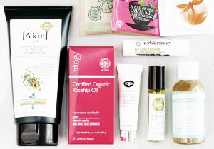 Spring Summer 2015 Green Beauty Swap