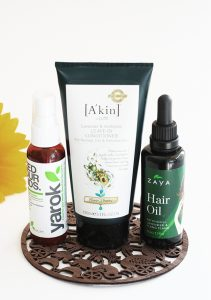Organic Haircare For Frizzy Hair