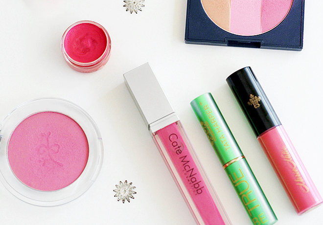 Organic Beauty Lips and Cheeks Essentials