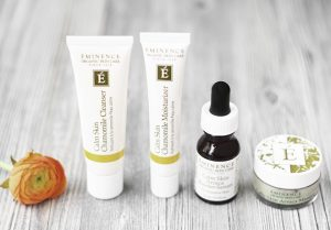 Eminence Organic Calm Skin Starter Set for Sensitive Skin
