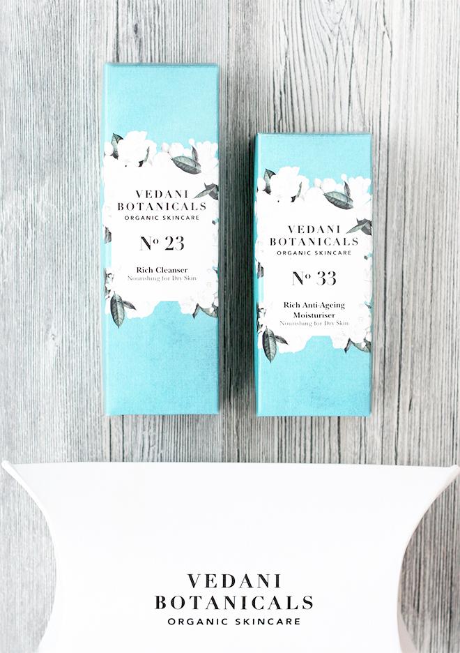 Vedani Botanicals Organic Skincare