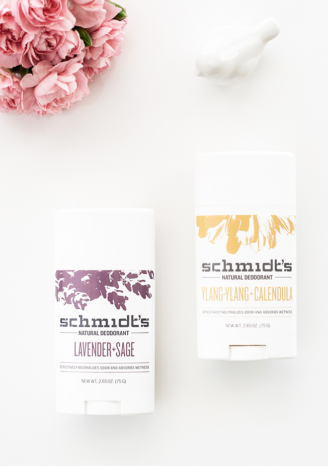 Schmidts Natural Deodorant Sticks