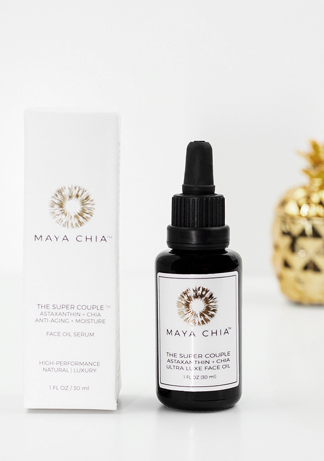 Maya Chia The Super Couple Astaxanthin Chia Ultra Luxe Face Oil