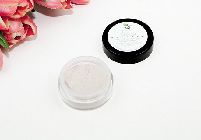 Scratch Mommy Organic Handmade Powder