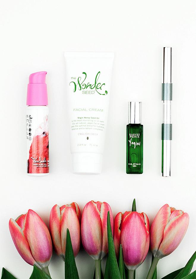 Vegan Cuts subscription Beauty Box February 2016