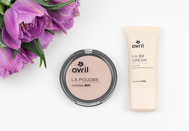 Avril Beaute Organic BB Cream and Powder