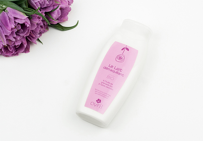 Avril Beaute Organic Makeup Remover Milk