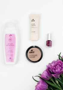 Avril Beaute Organic Skincare and Makeup Items