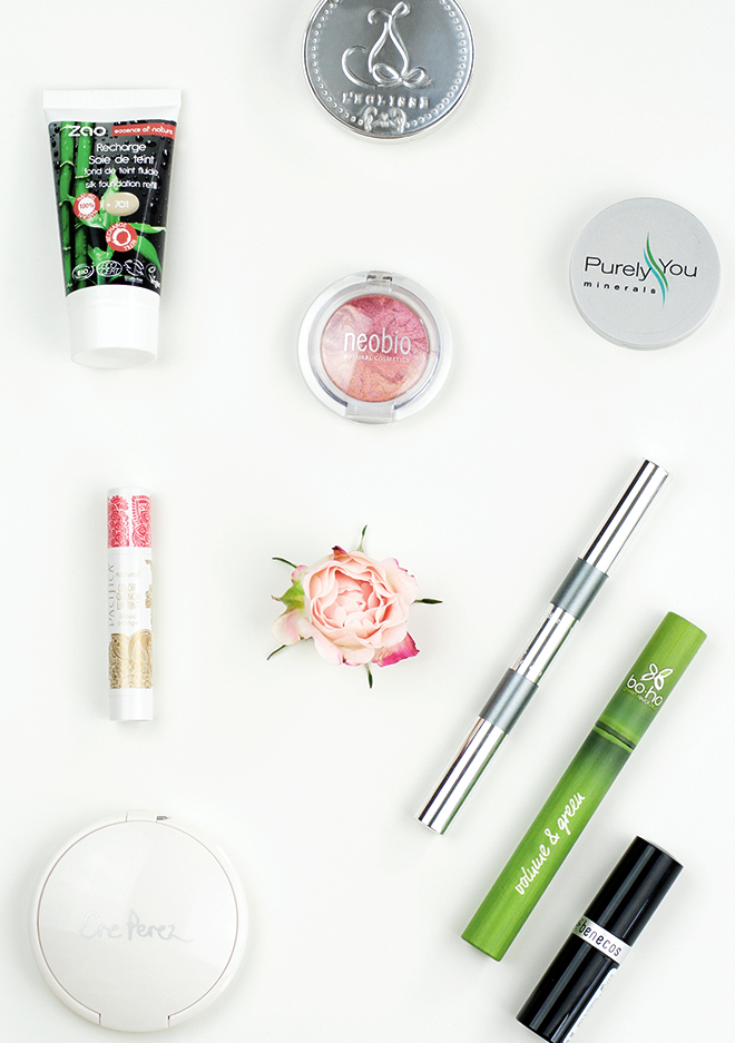Everyday Organic Makeup Essentials And Favorites