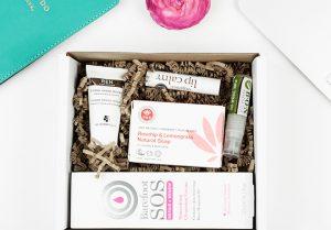 Lovelula Organic Beauty Box