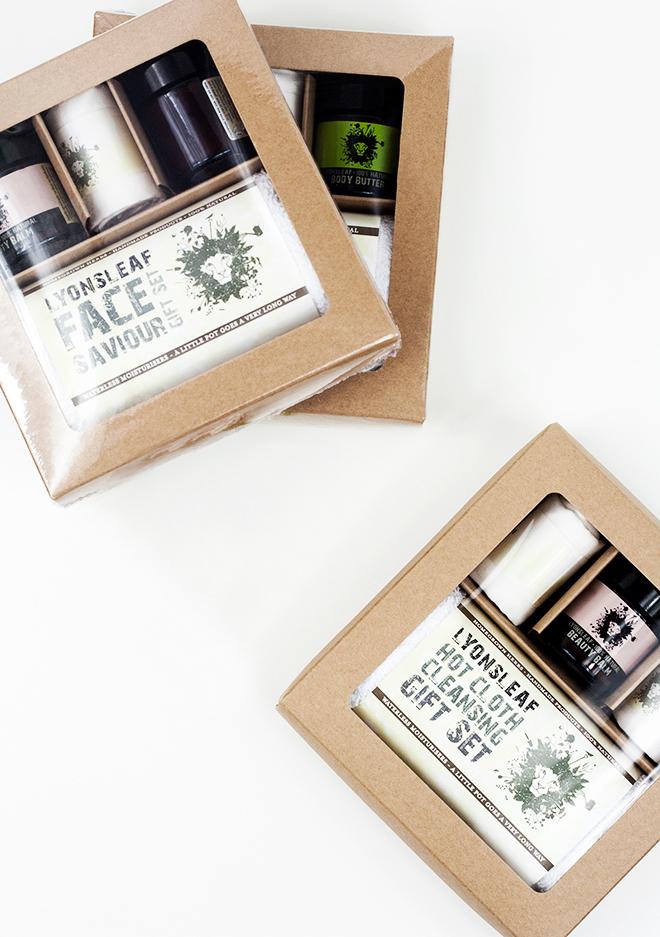 Lyonsleaf Natural Gift Sets