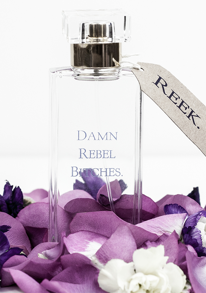 REEK Damn Rebel Bitches Perfume