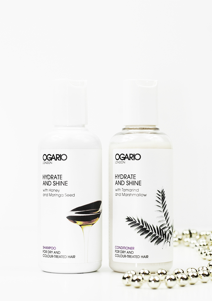 Ogario London Hydrate and Shine Shampoo and Conditioner