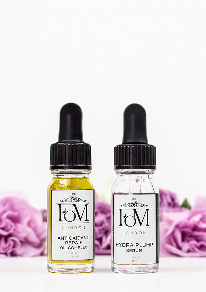 FOM London Natural Serums
