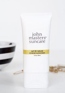 John Masters Organics Mineral Sunscreen