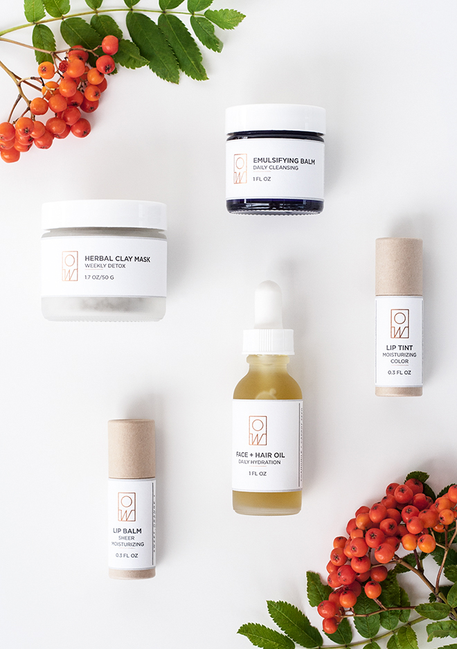 Oil + Water Natural Skincare Heroes