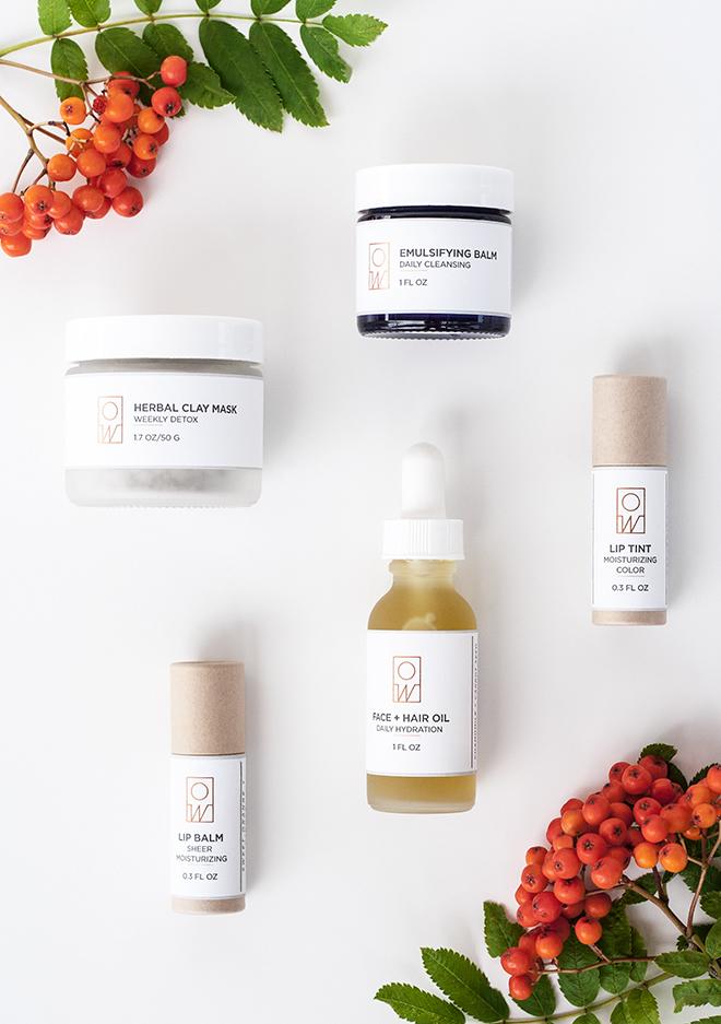 Oil + Water Natural Skincare Heroes
