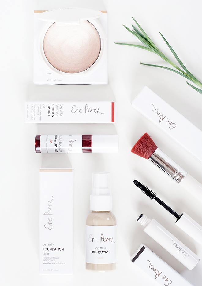 Ere Perez Natural Organic Makeup Range