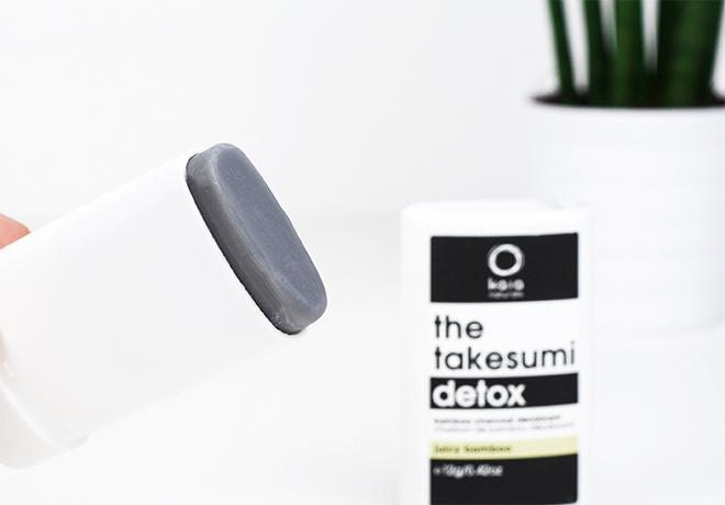 Kaia Natural The Takesumi Detox Deodorant