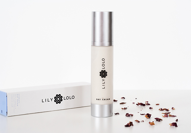 Lily Lolo Natural Vegan Day Cream