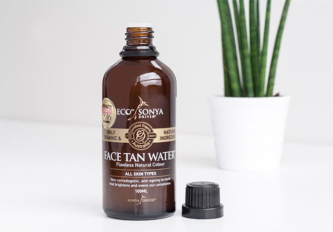 Eco by Sonya Driver Organic Face Tan Water