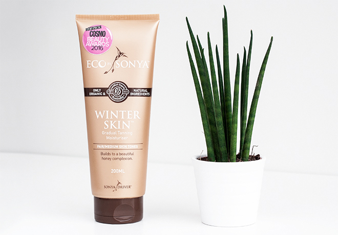 Eco by Sonya Winter Skin Organic Self Tanning Moisturizer