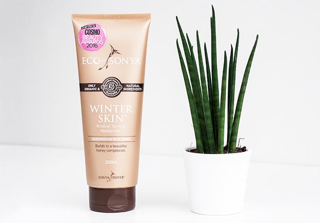 Eco by Sonya Winter Skin Organic Self Tanning Moisturizer