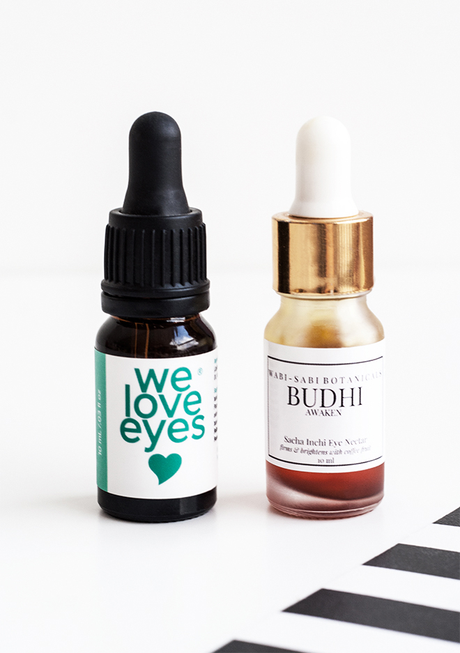 Two Step Natural Eye Care