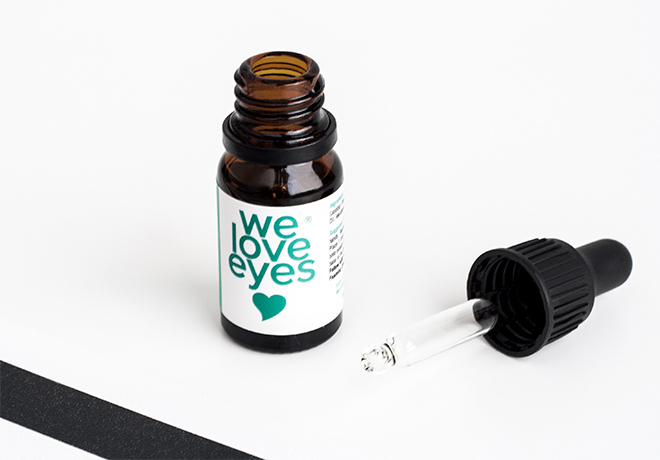 We Love Eyes Tea Tree Eyelid and Eyelash Makeup Remover Oil