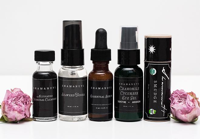 Shamanuti Natural Skincare