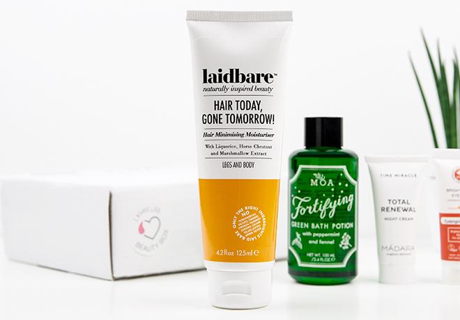 Laidbare Hair Natural Minimising Moisturizer