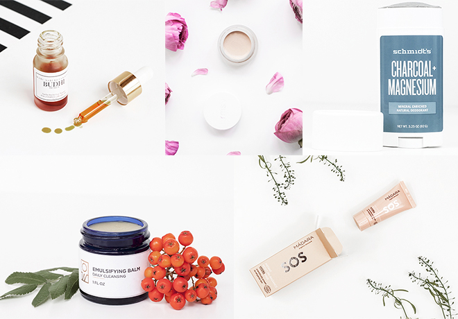 Most Favorite Organic Beauty Products 2017