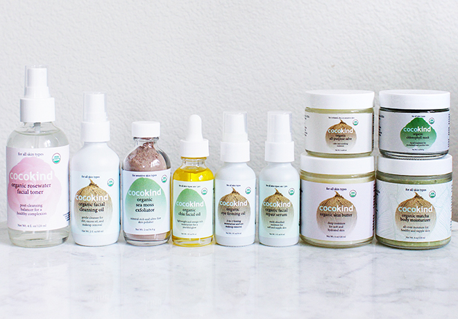 Cocokind Organic Skincare