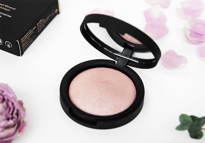 Inika Natural Baked Mineral Highlighter