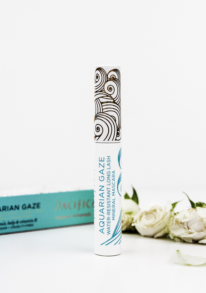 Pacifica Aquarian Gaze Natural Mineral Water Resistant Mascara Black-1