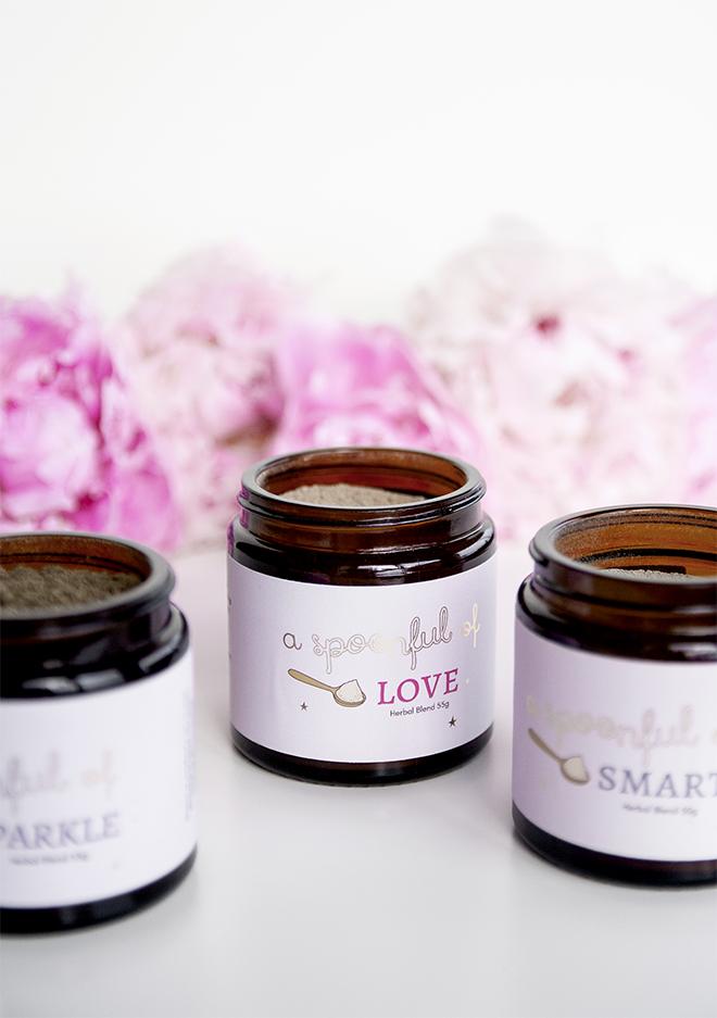 Balanced Pantry Adaptogenic Blends | Organic Beauty Blogger