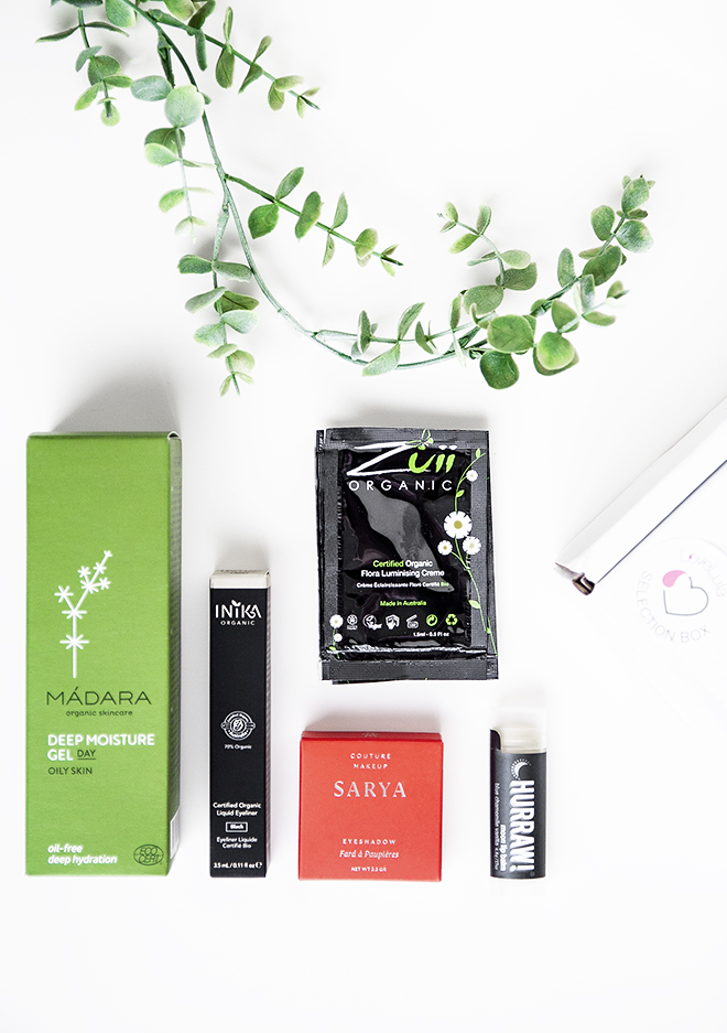 Love Lula Subscription Natural Beauty Box March 2019