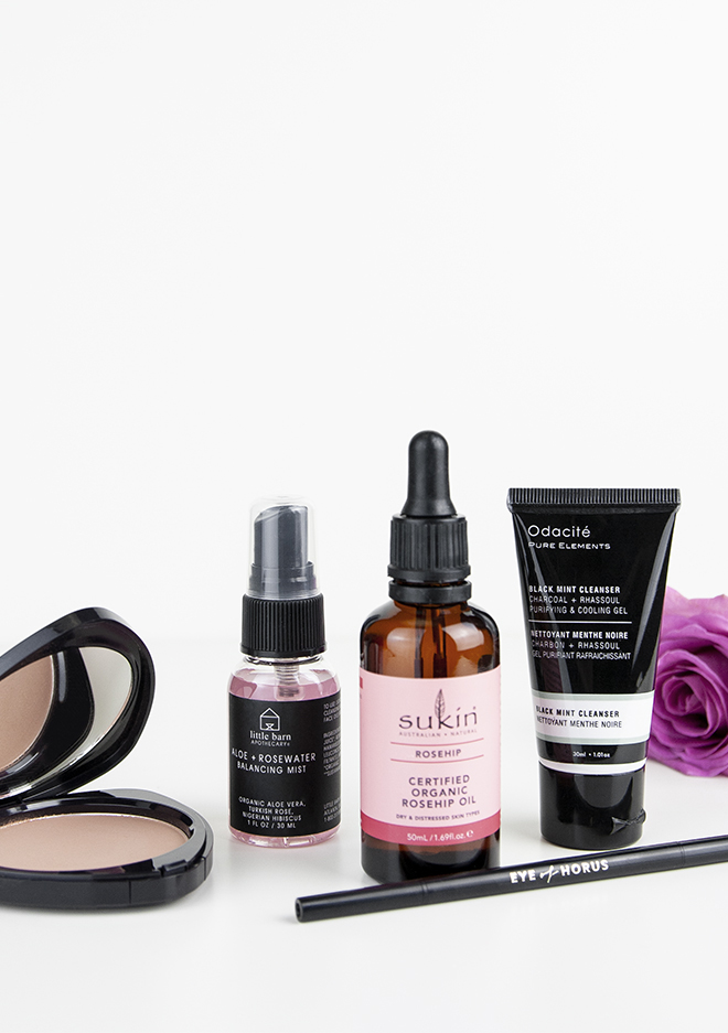 5 New Organic Beauty Products