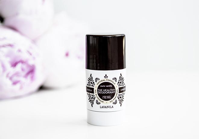 Lavanila The Healthy Deodorant Pure Vanilla