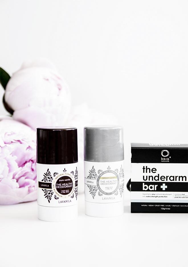 Recent Natural Deodorants