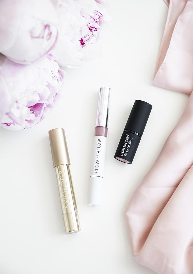 Favorite Organic Lipsticks
