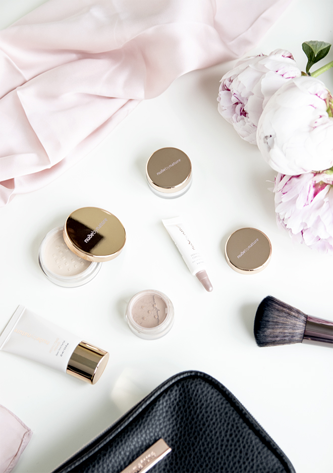 Nude By Nature Makeup Kit