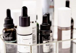 Organic Beauty Blogger Serums